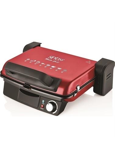 Sinbo Sinbo SSM2536 Çıkabilir Plakalı Tost Makinası ve Izgara Renkli
